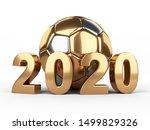 Football 2020. Golden Soccer...