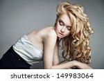 well being   spa. sensual woman ... | Shutterstock . vector #149983064