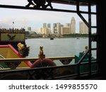 Singapore Harbour  Singapore....