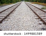 Rusty  Abandoned Railroad...