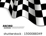 vector background checkered... | Shutterstock .eps vector #1500088349