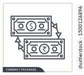 money currency exchange....