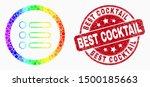 pixelated rainbow gradiented...
