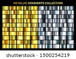 silver and golden  yellow...   Shutterstock .eps vector #1500254219