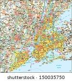 New York  New York Area Map
