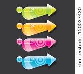 modern design template   can be ... | Shutterstock .eps vector #150037430