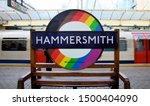 london   september 7  2019....   Shutterstock . vector #1500404090