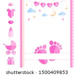 Baby Shower Card With...