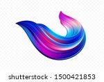 vector illustration  abstract... | Shutterstock .eps vector #1500421853
