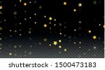vector illustration with gold... | Shutterstock .eps vector #1500473183
