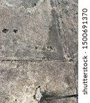 abstract texture grunge surface ... | Shutterstock . vector #1500691370