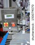 the machine for semi automatic... | Shutterstock . vector #150079070