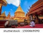 Buddhist Temple Of Wat Phra...