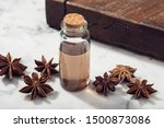 Star Anise Essential Oil On...