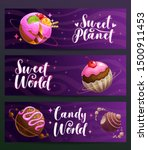 candy shop creative advertising ...   Shutterstock .eps vector #1500911453