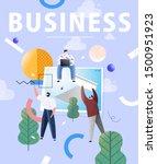 creative in business. vector...   Shutterstock .eps vector #1500951923