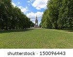 albert prince memorial pictured ... | Shutterstock . vector #150096443
