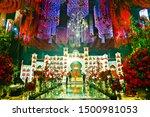 dhaka bangladesh  2019   party... | Shutterstock . vector #1500981053