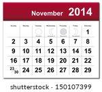 Eps10 Vector File. November...