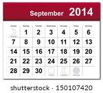 Eps10 Vector File. September...