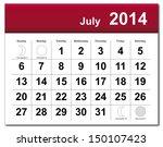 Eps10 Vector File. July 2014...