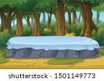 vector illustration of a tree...   Shutterstock .eps vector #1501149773