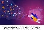 flat vector illustration...   Shutterstock .eps vector #1501172966
