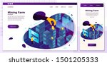 vector cross platform... | Shutterstock .eps vector #1501205333