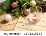 Composition With Christmas...