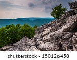View Of The Appalachians From...