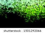 dark green vector pattern in...   Shutterstock .eps vector #1501292066