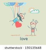 love | Shutterstock .eps vector #150135668