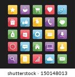 set of web icons 1 bitmap copy