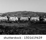 houses and the mountain  chula...