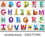 cartoon vector illustration of... | Shutterstock .eps vector #150177290