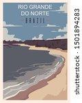 Rio Grande Do Norte Retro...