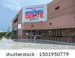 houston  texas   september 11 ...   Shutterstock . vector #1501950779