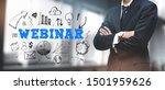 asian businessman on blurred... | Shutterstock . vector #1501959626