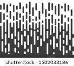 halftone transition pattern... | Shutterstock .eps vector #1502033186
