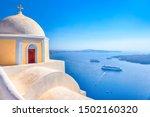 Greek Orthodox Church In Thira...