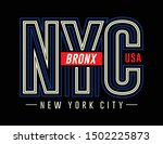 typography modern  varsity... | Shutterstock .eps vector #1502225873