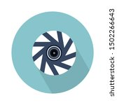 shutter icon   from multimedia  ... | Shutterstock .eps vector #1502266643