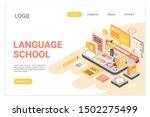 vector illustration of people... | Shutterstock .eps vector #1502275499