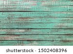 Blue Wood Texture Background...