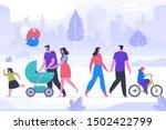 family day celebration flat... | Shutterstock .eps vector #1502422799