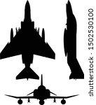 F 4 Phantom Ii Military Fighte...