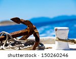 A Close Up Image Of A Rustic...