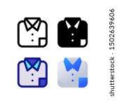 uniform logo icon design in...