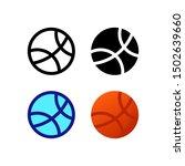 basketball logo icon design in...