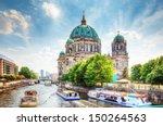 berlin cathedral. german... | Shutterstock . vector #150264563